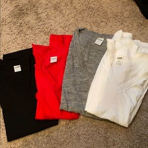 4 Pink by VS short sleeve t-shirts